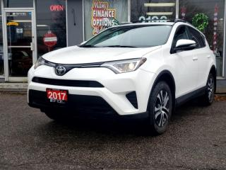 Used 2017 Toyota RAV4 AWD 4dr LE for sale in Bowmanville, ON
