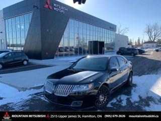 Used 2012 Lincoln MKZ MKZ  -  $259 BW 24 Months for sale in Mount Hope (Hamilton), ON
