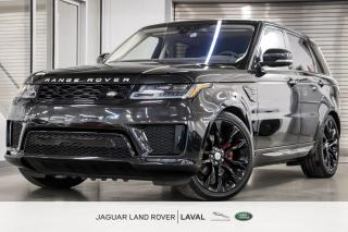Used 2019 Land Rover Range Rover Sport Td6 Diesel HSE *NOUVELLE ARRIVÉE!* for sale in Laval, QC