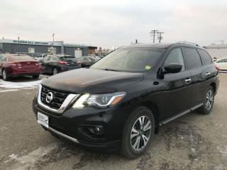 Used 2017 Nissan Pathfinder 4WD 4dr SV *Heated Seats* *7-Pass* *Bluetooth* for sale in Brandon, MB