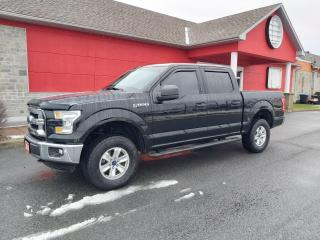 Used 2016 Ford F-150 XLT for sale in Cornwall, ON