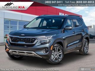 New 2021 Kia Seltos EX for sale in Calgary, AB