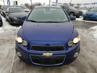 Used 2012 Chevrolet Sonic LT for sale in Gloucester, ON