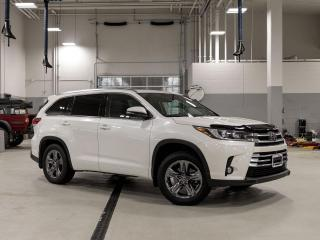 Used 2017 Toyota Highlander AWD 4DR LIMITED for sale in New Westminster, BC