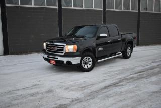 Used 2012 GMC Sierra 1500 SL NEVADA EDITION for sale in Winnipeg, MB