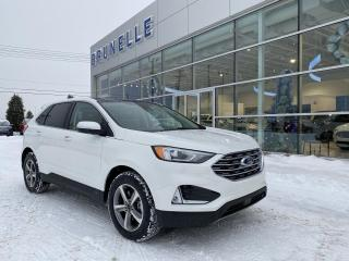 Used 2020 Ford Edge SEL Traction Intégrale 201a Toit panoram for sale in St-Eustache, QC