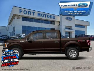 New 2020 Ford F-150 XLT  - Navigation - $363 B/W for sale in Fort St John, BC