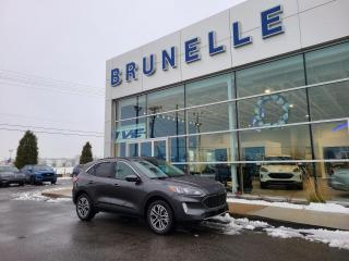 Used 2020 Ford Escape SEL Traction Intégrale Cuir Groupe remor for sale in St-Eustache, QC