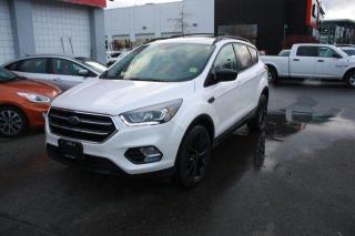 Used 2017 Ford Escape SE for sale in Nanaimo, BC