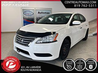 Used 2015 Nissan Sentra for sale in Rouyn-Noranda, QC