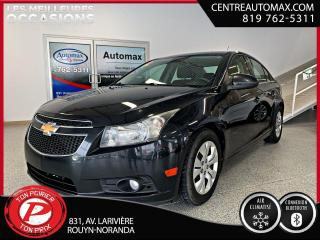 Used 2012 Chevrolet Cruze Lt turbo avec 1sa for sale in Rouyn-Noranda, QC