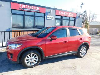 Used 2016 Mazda CX-5 GS | Sunroof | Heated Seats | Backup Camera for sale in St. Thomas, ON