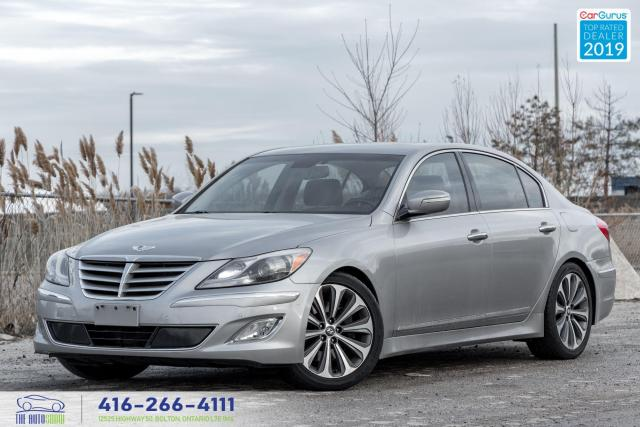 2012 Hyundai Genesis R-Spec|2 sets of tires|Navi|
