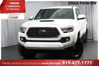 Used 2018 Toyota Tacoma TRD SPORT| DOUBLE CAB| 6500 LBS for sale in Drummondville, QC