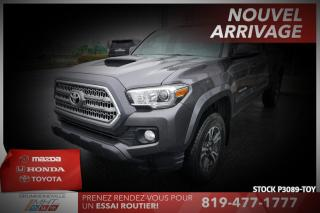 Used 2016 Toyota Tacoma TRD SPORT| DOUBLE CAB| BAS KILO for sale in Drummondville, QC