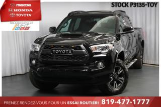Used 2016 Toyota Tacoma TRD SPORT **GROUPE AMÉLIORÉ** RARE!! for sale in Drummondville, QC
