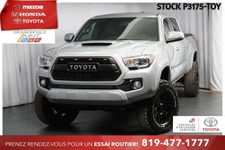 Used 2018 Toyota Tacoma LIFT KIT| PNEUS TOUT TERRAIN| MAGS TRD PRO for sale in Drummondville, QC