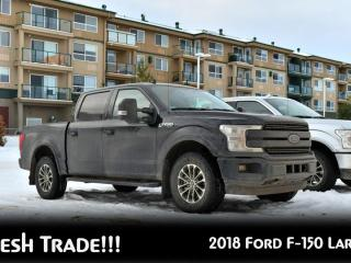 Used 2018 Ford F-150 Lariat for sale in Red Deer, AB