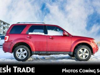 Used 2012 Ford Escape LIMITED AWD 3.0L V6 for sale in Red Deer, AB