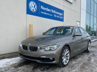 Used 2016 BMW 3 Series 328i xDrive AWD - LEATHER / SUNROOF / NAVI for sale in Edmonton, AB