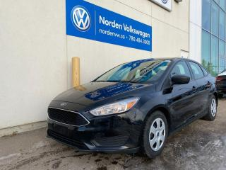Used 2017 Ford Focus S AUTO - PWR PKG for sale in Edmonton, AB