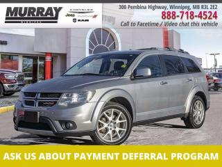 Used 2018 Dodge Journey GT AWD for sale in Winnipeg, MB