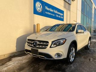 Used 2018 Mercedes-Benz GLA GLA 250 4MATIC AWD for sale in Edmonton, AB
