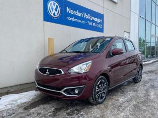 Used 2019 Mitsubishi Mirage GT LOADED! for sale in Edmonton, AB