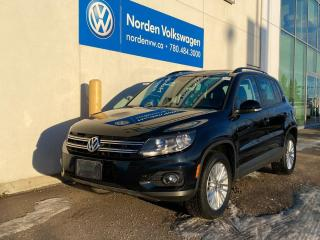 Used 2016 Volkswagen Tiguan SPECIAL EDITION 4MOTION - TECH PKG / CERTIFIED for sale in Edmonton, AB