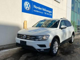 Used 2018 Volkswagen Tiguan TRENDLINE W/ CONVENIENCE PKG 4MOTION - CERTIFIED for sale in Edmonton, AB