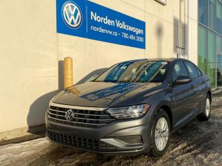 Used 2019 Volkswagen Jetta COMFORTLINE AUTO - HEATED SEATS / CERTIFIED! for sale in Edmonton, AB