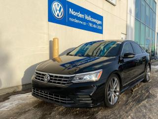Used 2016 Volkswagen Passat COMFORTLINE R-LINE for sale in Edmonton, AB