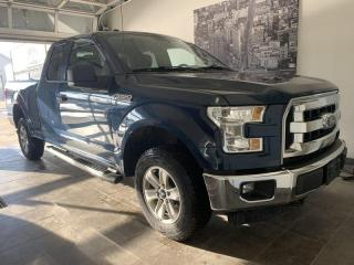 Used 2015 Ford F-150 XLT for sale in Steinbach, MB