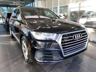 Used 2018 Audi Q7 TECHNIK, NAVI, PANO SUNROOF, AWD for sale in Edmonton, AB