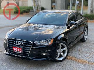 Used 2015 Audi A3 1.8T Komfort for sale in Burlington, ON