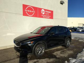 Used 2020 Mazda CX-5 GX for sale in Edmonton, AB