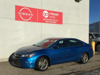 Used 2017 Toyota Camry HYBRID SE for sale in Edmonton, AB