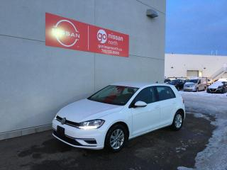 Used 2019 Volkswagen Golf COMFORTLINE for sale in Edmonton, AB