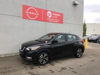 New 2020 Nissan Kicks SV/PUSH START/BLIND SPOT/BACK UP CAM/BLUETOOTH for sale in Edmonton, AB