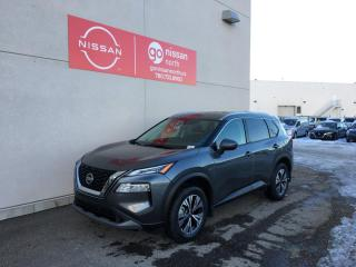 New 2021 Nissan Rogue SV/AWD/DEMO/MOONROOF/REMOTE START/HEATED STEERING for sale in Edmonton, AB