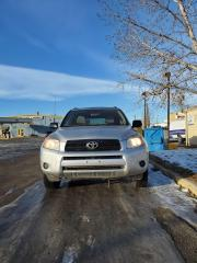Used 2007 Toyota RAV4 BASE for sale in Calgary, AB