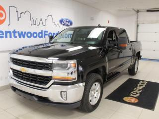 Used 2017 Chevrolet Silverado 1500 LT | 4x4 | Trailer Tow | Back up Camera | Low KM | One Owner | NO accidents for sale in Edmonton, AB