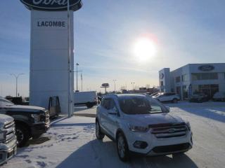Used 2017 Ford Escape Titanium for sale in Lacombe, AB