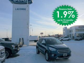 Used 2019 Ford Escape SE for sale in Lacombe, AB