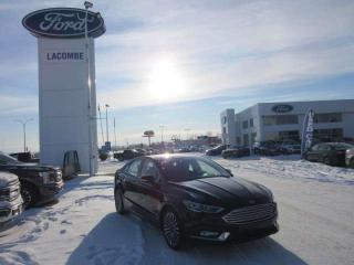 Used 2017 Ford Fusion SE for sale in Lacombe, AB