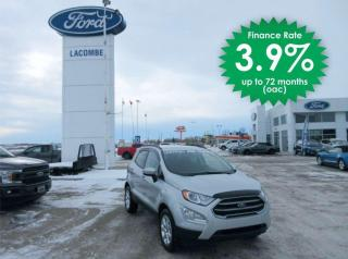 Used 2019 Ford EcoSport SE for sale in Lacombe, AB