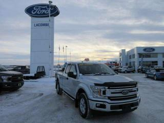 Used 2018 Ford F-150 XLT 4x4 SuperCab Styleside 145.0 in. WB for sale in Lacombe, AB