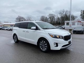 Used 2017 Kia Sedona SX+ 4dr FWD Passenger Van for sale in Brantford, ON