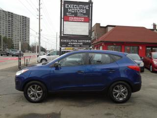 Used 2011 Hyundai Tucson GL/ A/C / ALLOYS / REMOTE START/ BLUE TOOTH / for sale in Scarborough, ON