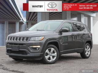 Used 2017 Jeep Compass NORTH for sale in Whitby, ON